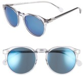 Raen Women's Remmy 52Mm Sunglasses - Artic Crystal