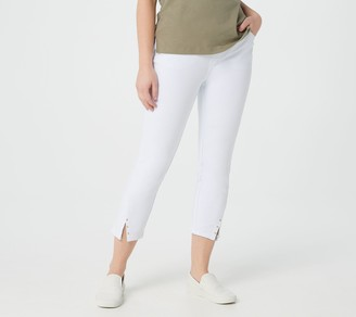 Factory Quacker DreamJeannes Be a Star Vented Crop Pants