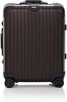 """Rimowa Men's Topas Stealth 22"""" Cabin Multiwheel® Trolley-BLACK"""