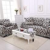 L&QQ European classic Jacquard sofa high quality chenille fabric sofa towel