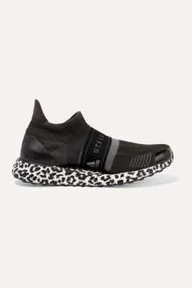 adidas by Stella McCartney Ultraboost X 3ds Primeknit Sneakers - Dark green