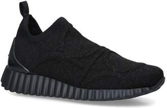 Salvatore Ferragamo Fanny Low-Top Sneakers