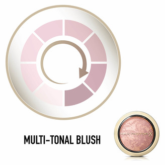 Max Factor Creme Puff Face Blusher - Alluring Rose