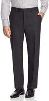 Canali Stretch Mélange Classic Fit Trousers