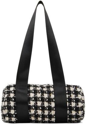 Landlord Black Mini Duffle Bag Pouch