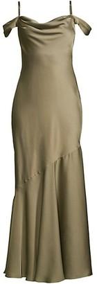 Fame & Partners The Leanna Sheen Evening Dress