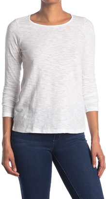Faherty Brand Maggie Burnout Long Sleeve T-Shirt