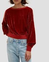 Kinsley Velvet Sweater