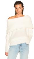 Acne Studios Daze Sweater Pearl White