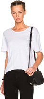 James Perse Relaxed Linen Jersey Tee