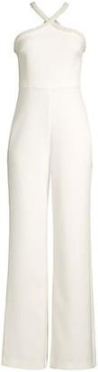 LIKELY Ashland Embellished-Trim Jumpsuit