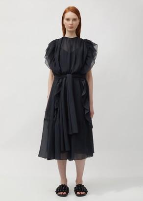 Sofie D'hoore Desiree Ruffled Sleeveless Dress