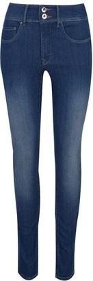 Salsa Secret Mid Waist Skinny Jeans