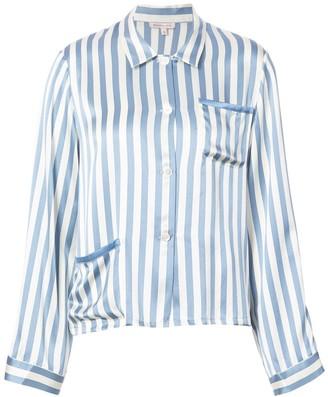 Morgan Lane Ruthie Periwinkle pyjama set