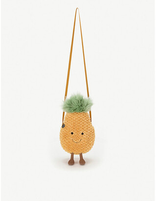 Jellycat Amusable Pineapple bag 33cm