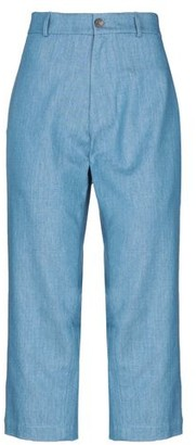 Societe Anonyme Denim capris