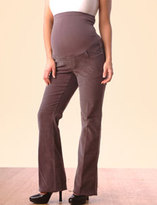 Secret Fit Belly(tm) Corduroy Fit And Flare Maternity Pant