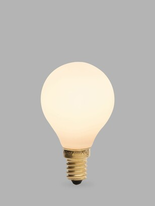 Tala Porcelain I 3W SES LED Dimmable Globe Bulb, Frosted White