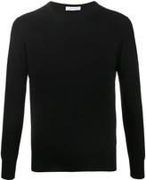 Cruciani lightweight fine knit jumper