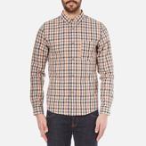A.P.C. Men's Chemise Mick Shirt Beige