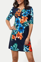 Tommy Bahama Celena Blooms Tambour Dress