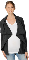 A Pea in the Pod Luxe Essentials Cascade Maternity Cardigan