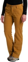 Marmot Piper Flannel-Lined Pants - UPF 50 (For Women)