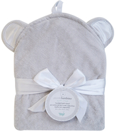 Velour Cotton Hooded Towel