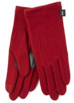 Echo Wool-Blend Tech Gloves