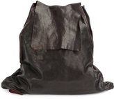Guidi oversized slouched backpack - men - Horse Leather - One Size