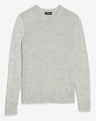 Express Supersoft Crew Neck Sweater