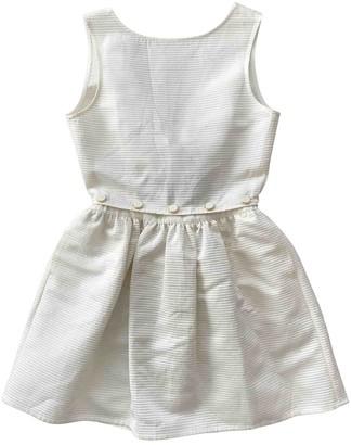 MAISON KITSUNÉ White Cotton Dresses