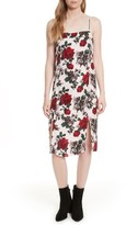 Equipment Women's Kelby Floral Silk Slipdress