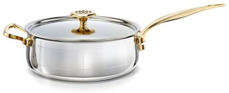 Ondine Platine Saute Pan With Lid (24Cm)