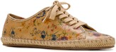 Patricia Nash Leather Sneakers - Emiliana