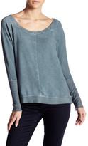 Threads 4 Thought Olga Acid Wash Pullover Sweatshirt