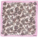 Missoni Women's Floral Print Square Silk Scarf