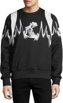MCM x CR Collection Sonic Wave Sweatshirt