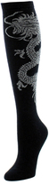 Natori Dragon Knee High Socks