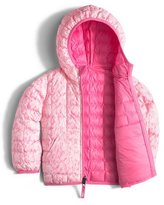 The North Face Girls' Reversible ThermoBallTM Hooded Jacket, Size 2-4
