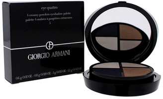 Giorgio Armani 0.125Oz #05 Paparazzi Eye Quatro Eyeshadow Palette