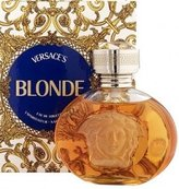 Versace Blonde by for Women Miniature EDT Perfume Splash 0.17 oz. New in Box