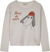 Bobo Choses Loup de Mer cotton t-shirt 4-11 years