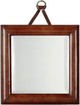 OKA Zanzibar Leather Mirror