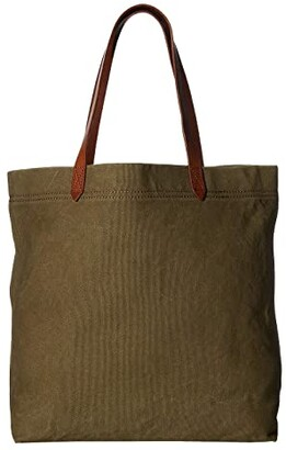 Madewell The Canvas Transport Tote (British Surplus) Handbags