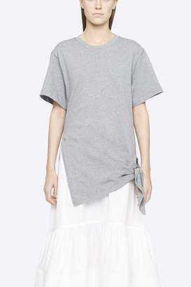 3.1 Phillip Lim T-Shirt Dress With Side Tie