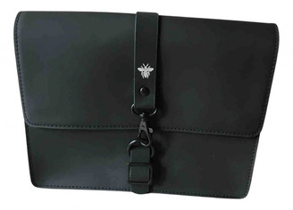 Christian Dior Black Plastic Small bags, wallets & cases