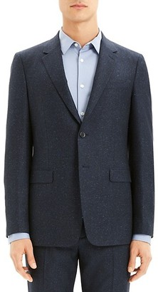 Theory Bowen Chambers Classic-Fit Wool Silk Suiting Jacket