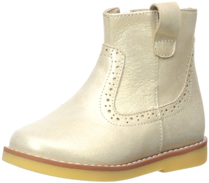 Toddler Girl Gold Boots | Shop the