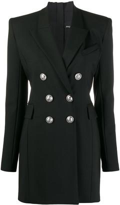 Balmain Blazer Mini Dress